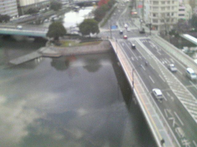 広島の朝…