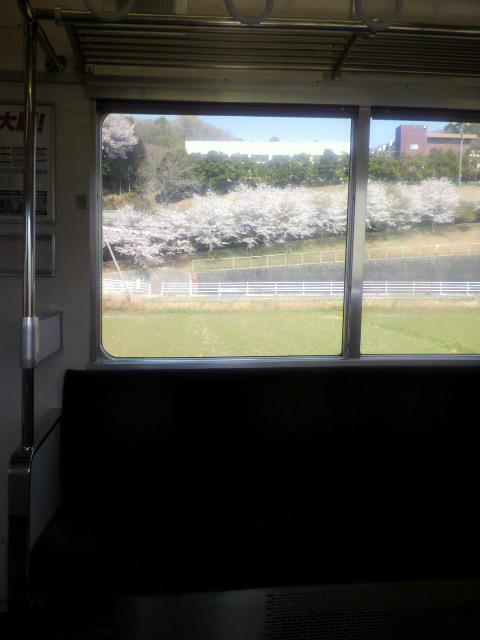 三河の車窓から