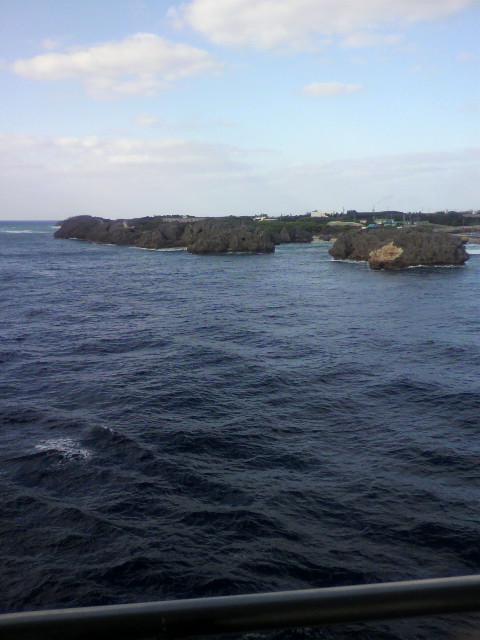 与論島に着きました。