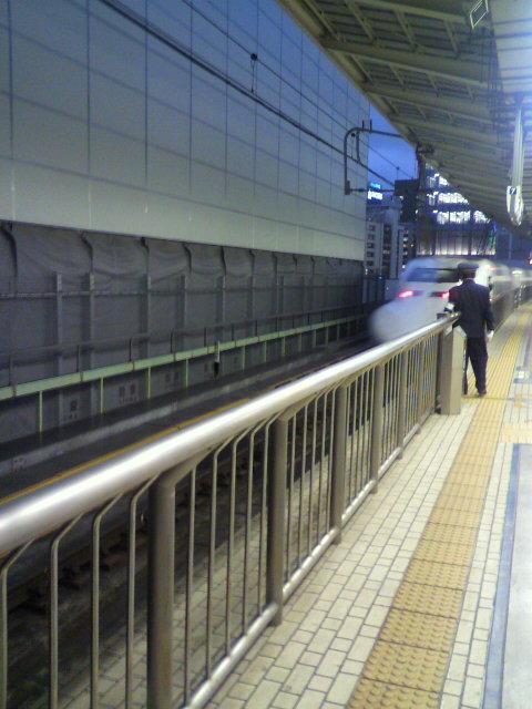 東京駅・午後6<br />  時