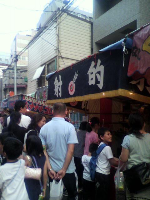 下谷神社祭礼