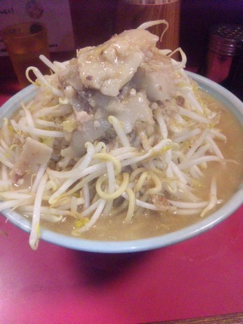 ガッツリ食いまショウ…その3<br />  !?