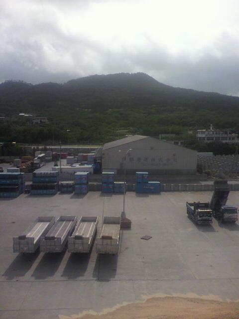 これで、沖縄とも本当にお別れ(<br />  ;_;)
