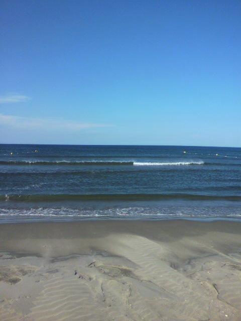 海、大好きです。