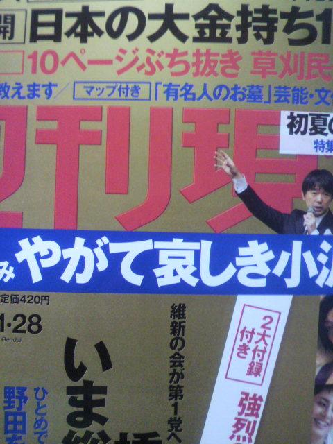 日本の大金持ち