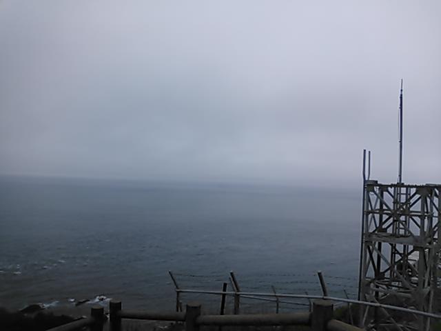 この海のどこかに…