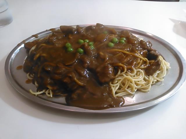 東京で洋食を…