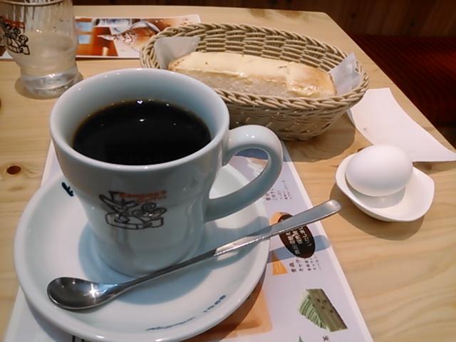 モーニング(←喫茶店ですから!)堪能
